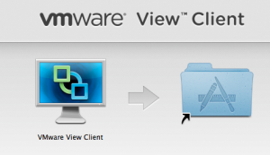Installing VMware View PCoIP for OSX client